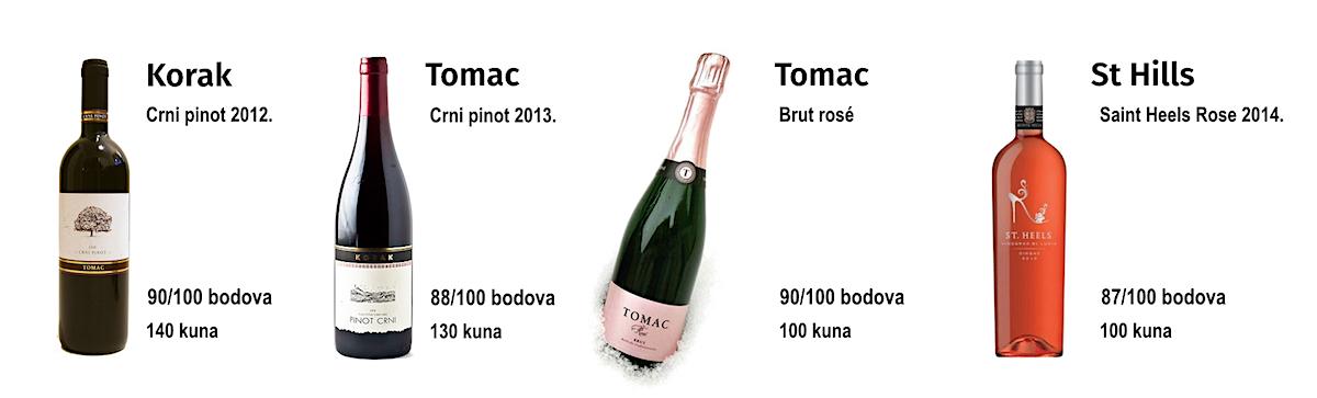 vina za janjetinu rose