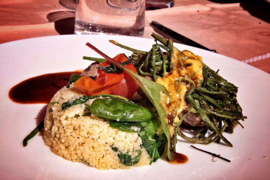 okrugljak couscous