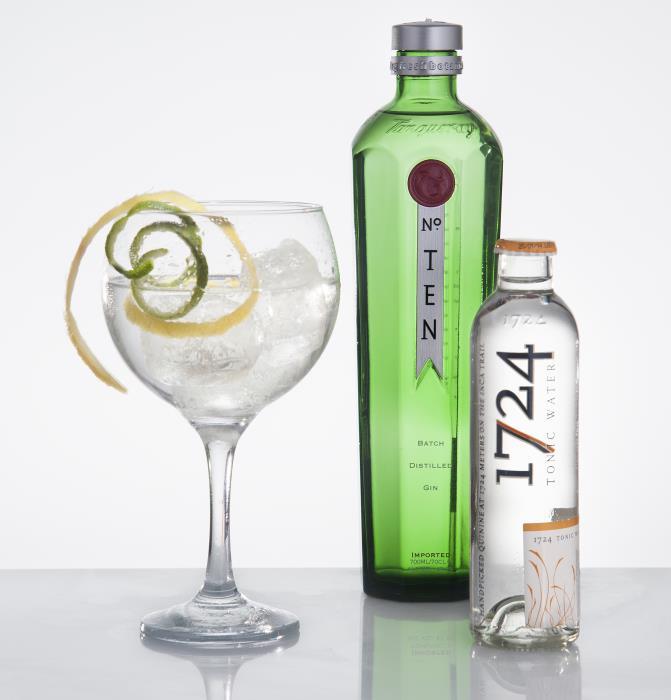 takenoko gin tonic