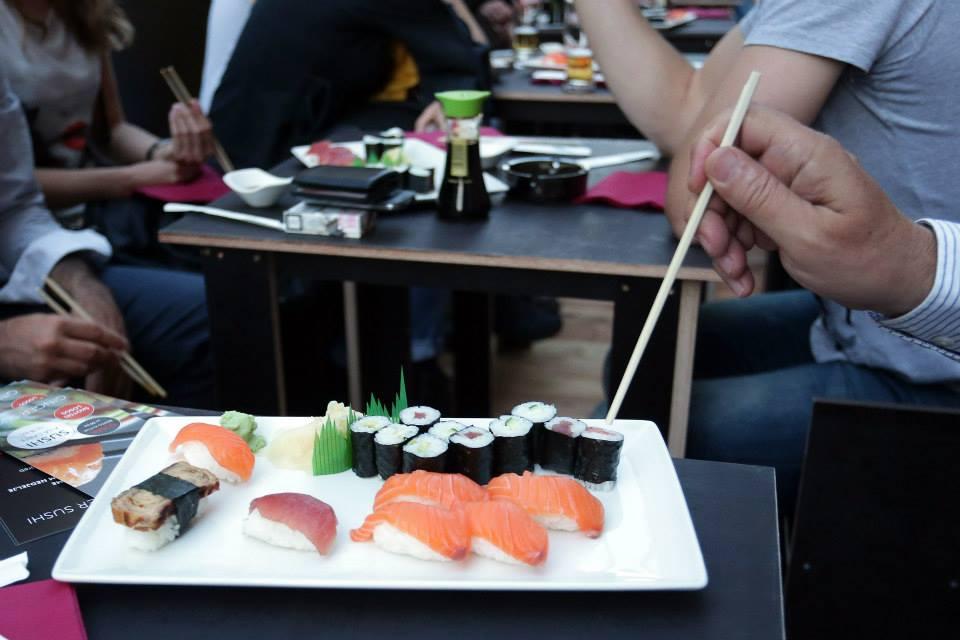 ginger-sushi
