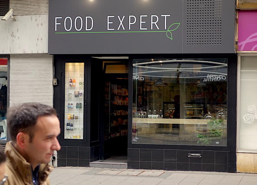 U Centru Zagreba Otvoren Je Raw Food Deli Food Expert