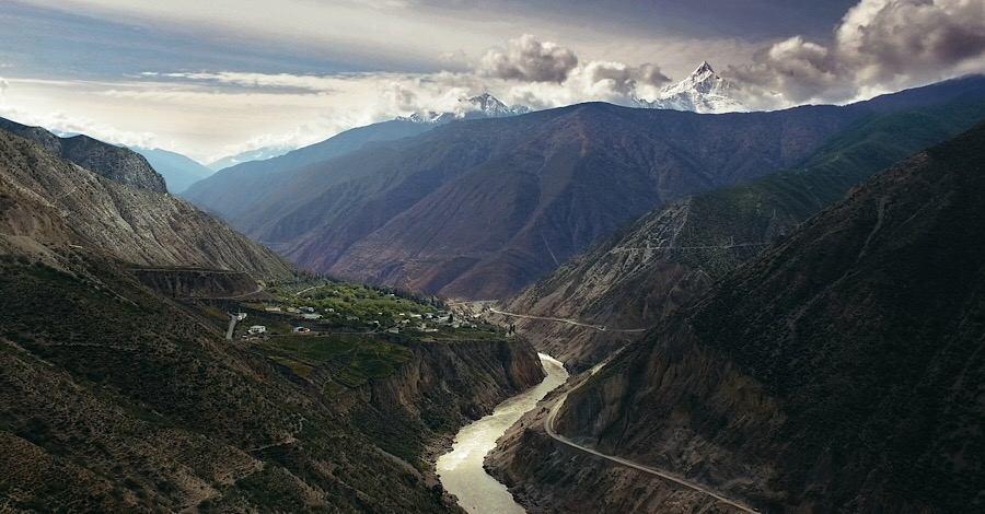 Vinogradi Ao Yuna na Himalaji