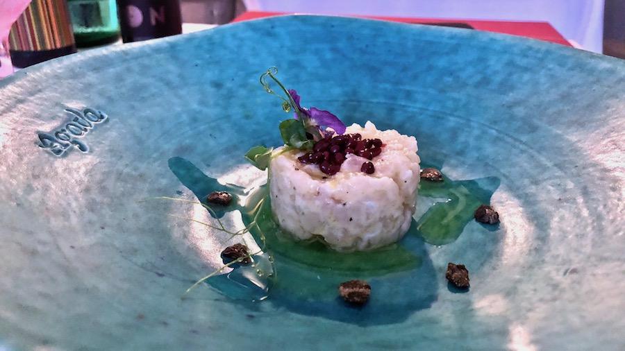 agava-tartar