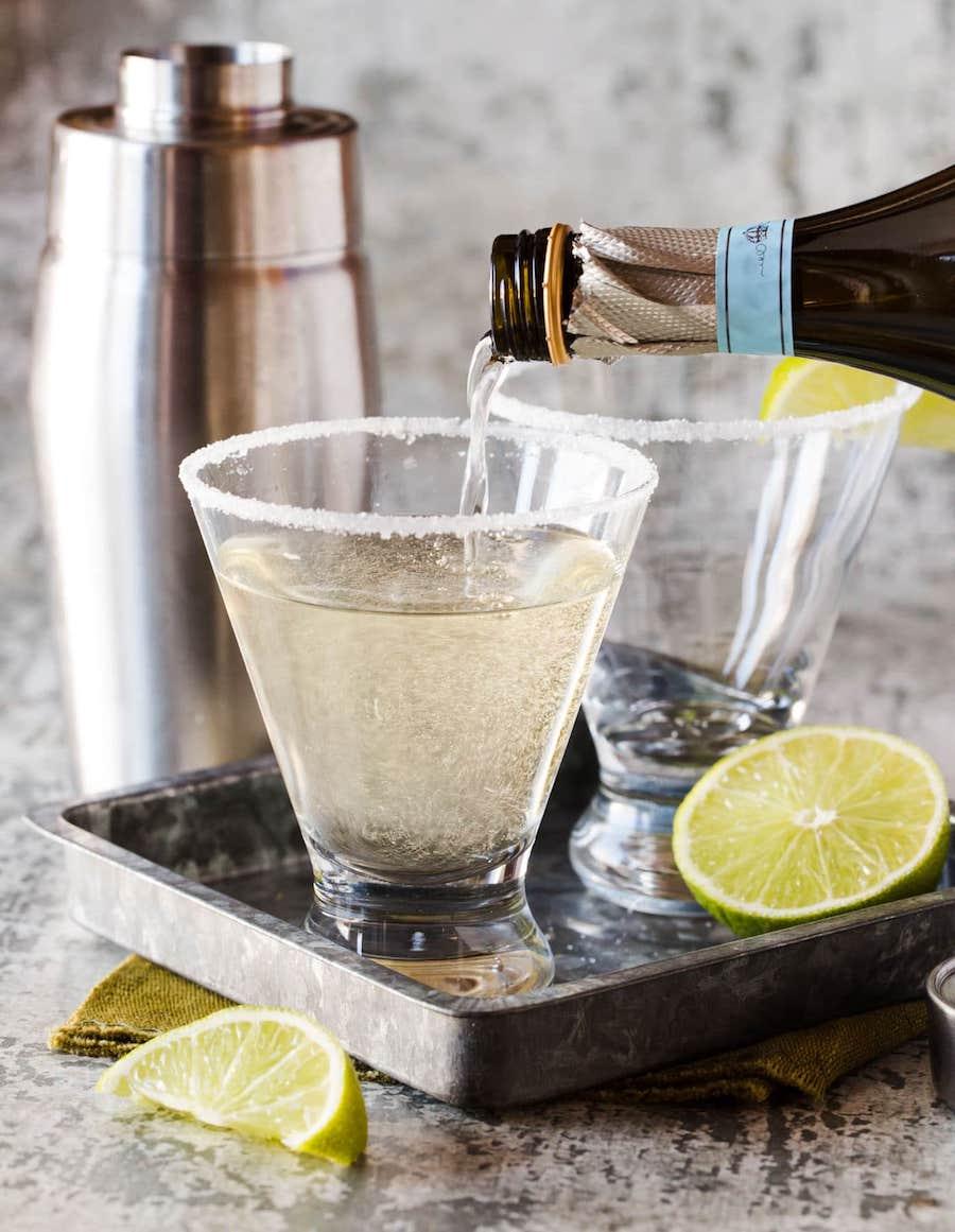 prosecco-gin