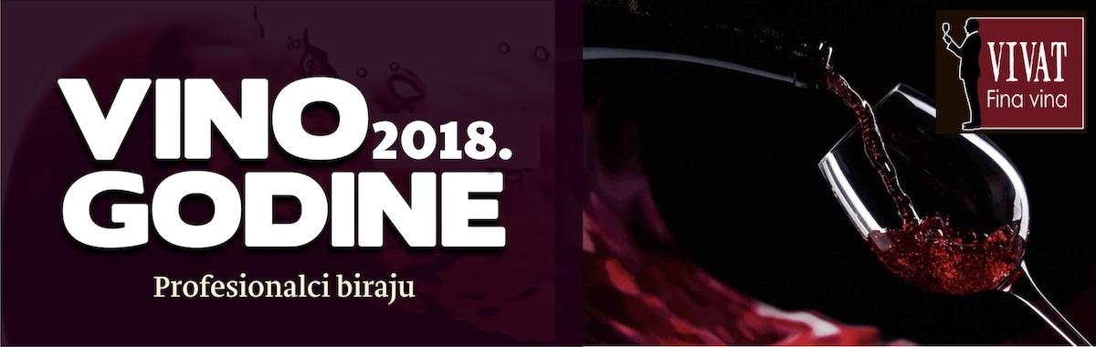 vino godine 2018