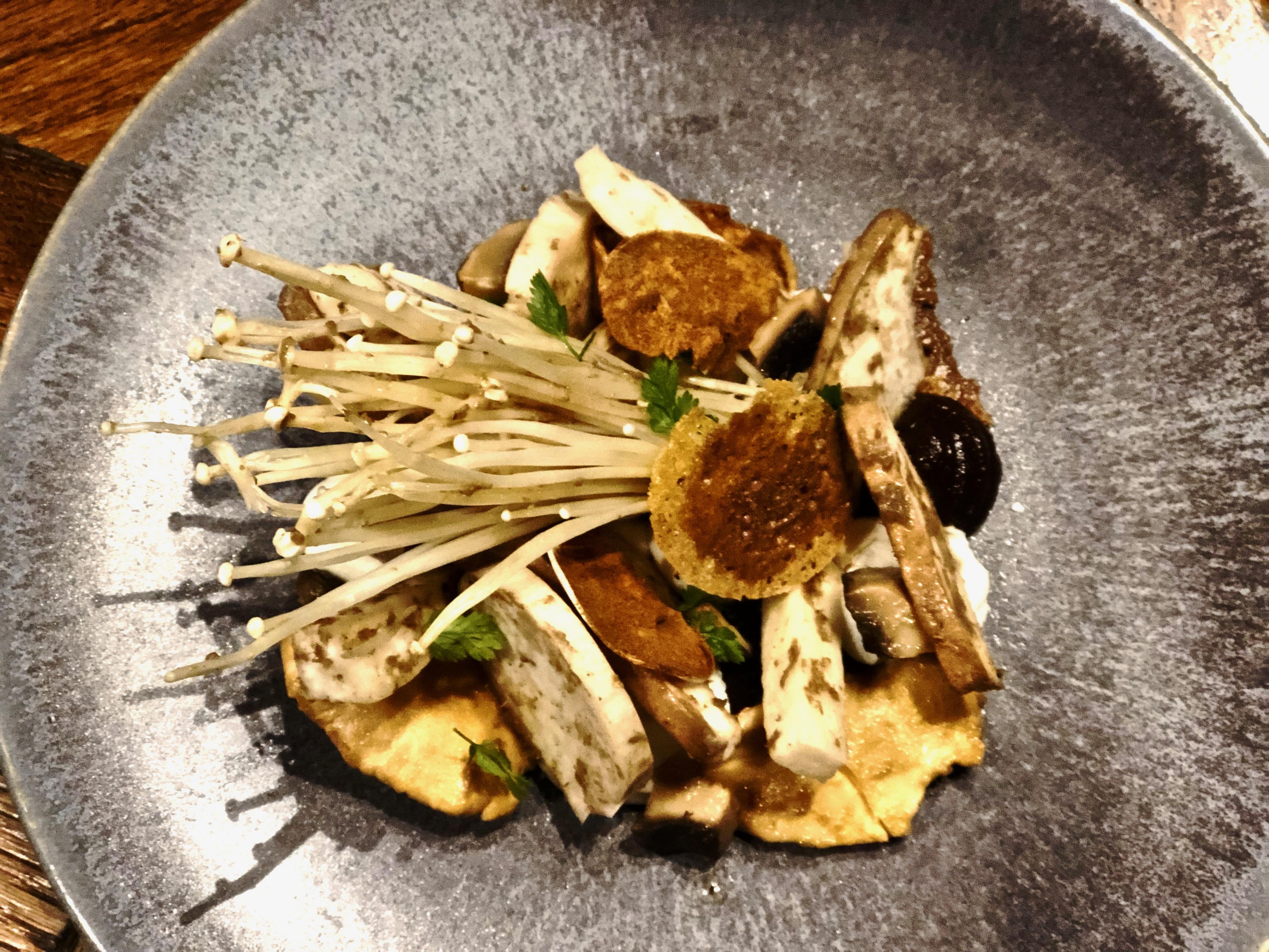 SEH-salata-gljive