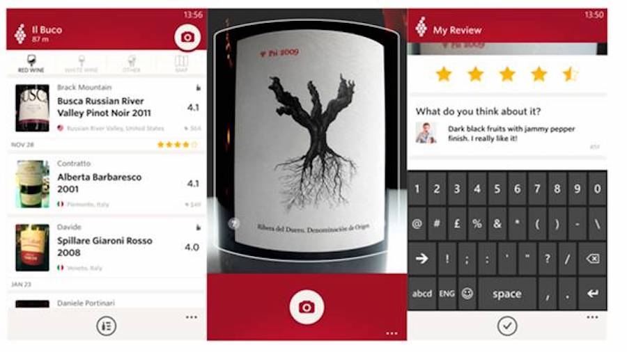 vivino-aplikacija