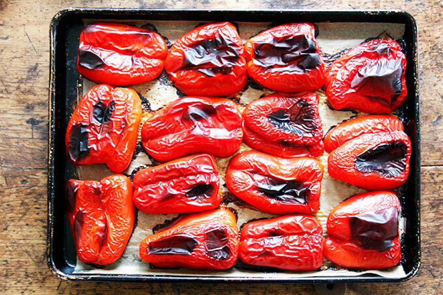 pecene-paprike