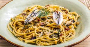 sardine-bucatini