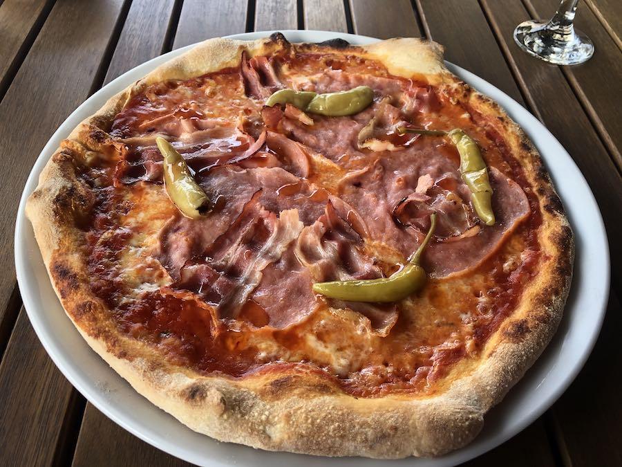 tempera-pizza