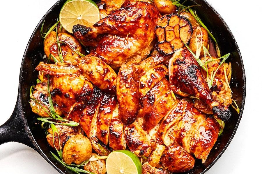 gochujang piletina