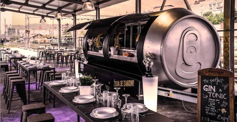 Treći Gin Gourmet Festival održat će se na najsenzacionalnijem novom mjestu  u Zagrebu